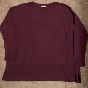 Eileen Fisher Lightweight Cotton Sweater